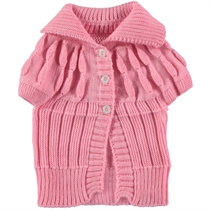 Civil Girls Girl Child 1-5 Years Pink Vest