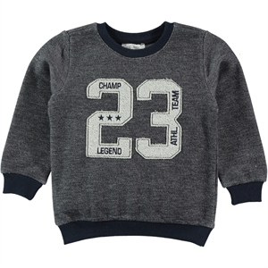 Cvl Smoked 2-5 Years Boy Sweatshirt
