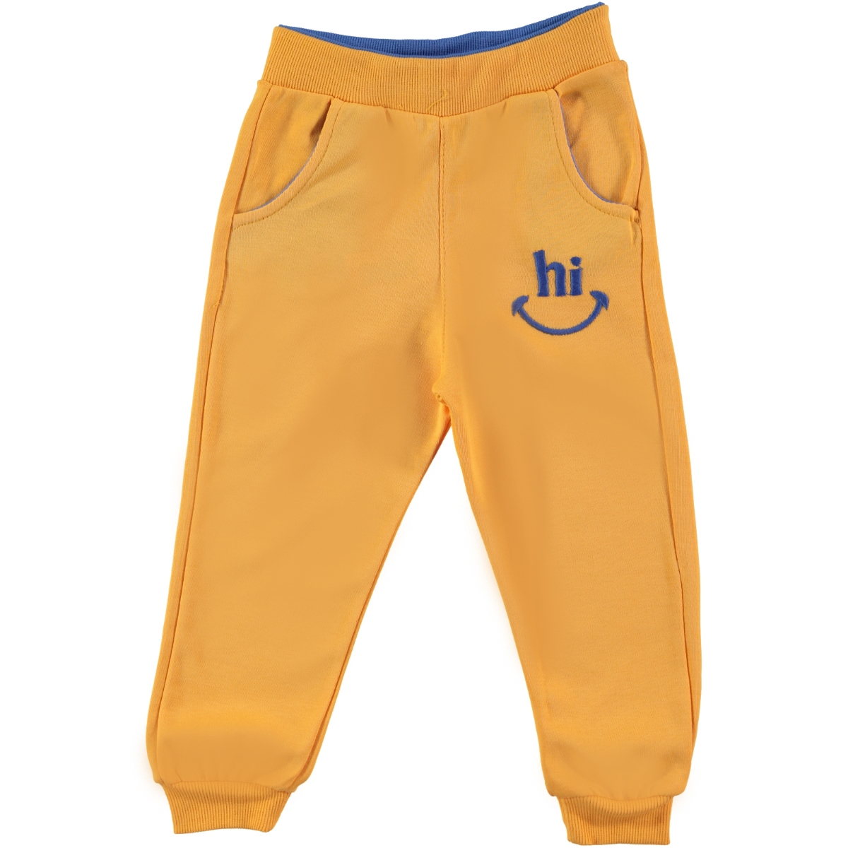 Civil Boys Mustard Sweatpants Boy Age 2-5