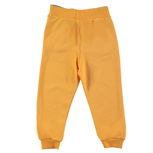 Civil Boys Mustard Sweatpants Boy Age 2-5 (3)