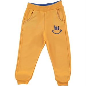 Civil Boys Mustard Sweatpants Boy Age 2-5 (1)