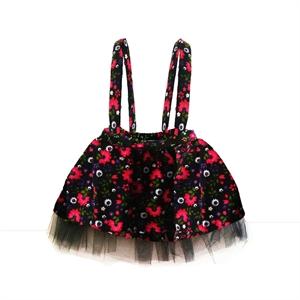 Shecco Babba Black Flower Girl Dress Age 1-4
