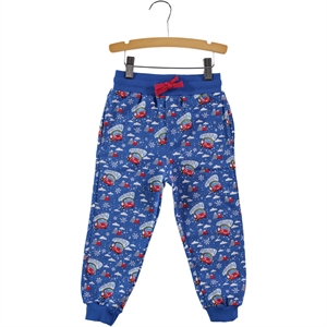 Düt Düt 2-5 Years Blue Sweatpants Boy Saks