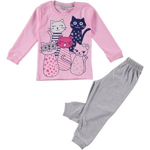 Civil Girls A Team 2-5 Years Pink Pyjama Girl