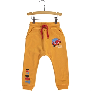 Cvl Boy Age 2-5 Mustard Mulberry Mulberry Sweatpants
