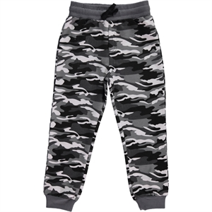 Cvl Black Sweatpants Boy Age 6-9