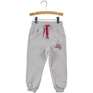 Cvl Mulberry Mulberry 2-5 Years Old Boy Sweatpants, Gray