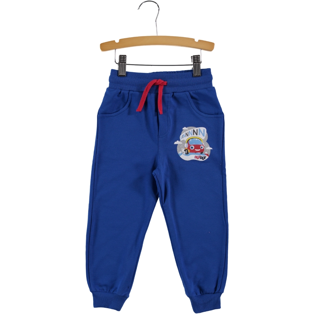 Cvl Saks Mulberry Mulberry Blue Sweatpants Boy 2-5 Years Old