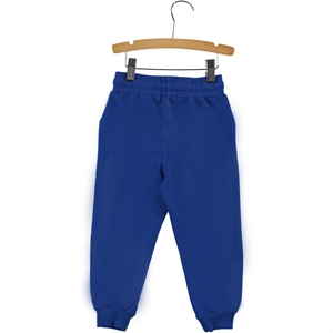 Cvl Saks Mulberry Mulberry Blue Sweatpants Boy 2-5 Years Old (1)