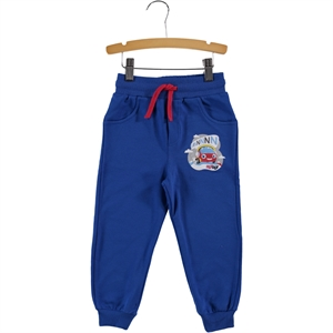 Cvl Saks Mulberry Mulberry Blue Sweatpants Boy 2-5 Years Old (2)