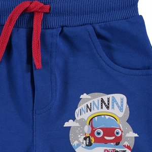 Cvl Saks Mulberry Mulberry Blue Sweatpants Boy 2-5 Years Old (3)