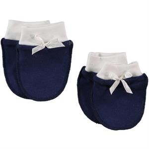 T.F.Taffy Baby Taffy 2-0-24 Months navy blue Gloves