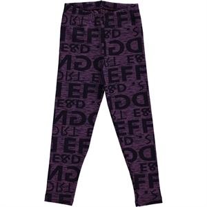 Civil Girls Girl In Purple Tights 2-5 Years
