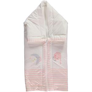Baby Center Dreams Baby Blanket Pink (1)
