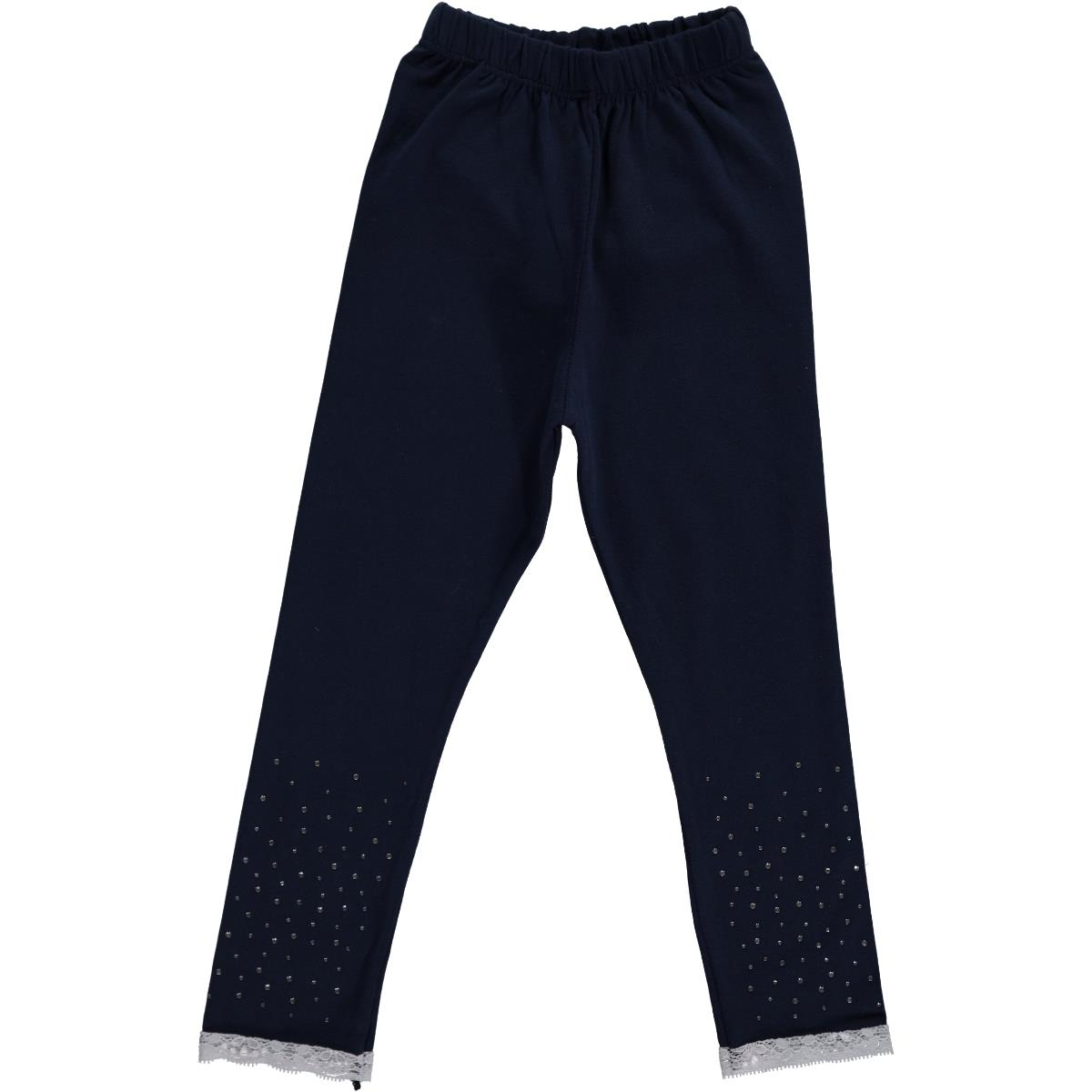 Tuffy The Girl Miss Navy Blue Tights 3-6 Years