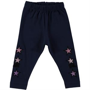 Miss Tuffy Baby Girl Patiksiz Only The Sub-9-24 Months Navy Blue