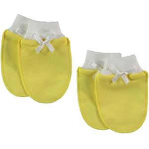 T.F.Taffy Baby Taffy 2-0-24 Months Yellow Gloves