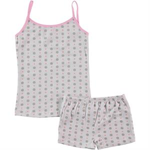Civil Boy girl polka-dot underwear pink the ages of 2-10 team (1)
