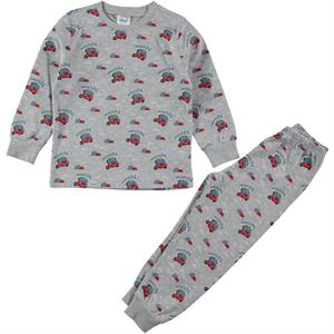 Düt Düt Pajama Boy Outfit Gray 2-5 Years (2)