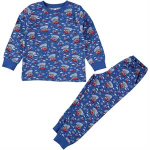 Düt Düt Pajama Boy Blue Saks A Team Of 2-5 Years