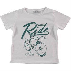 Cvl Boy T-Shirt Yesil 2-5 Years