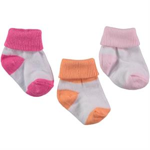 Minidamla 3-Set of socks 0-3 months