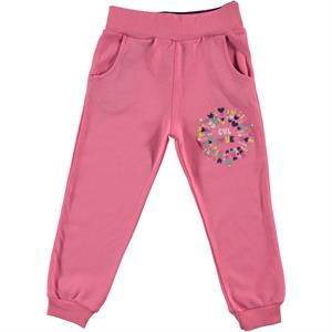 Civil Girls Powder Pink Sweatpants Girl Age 2-5