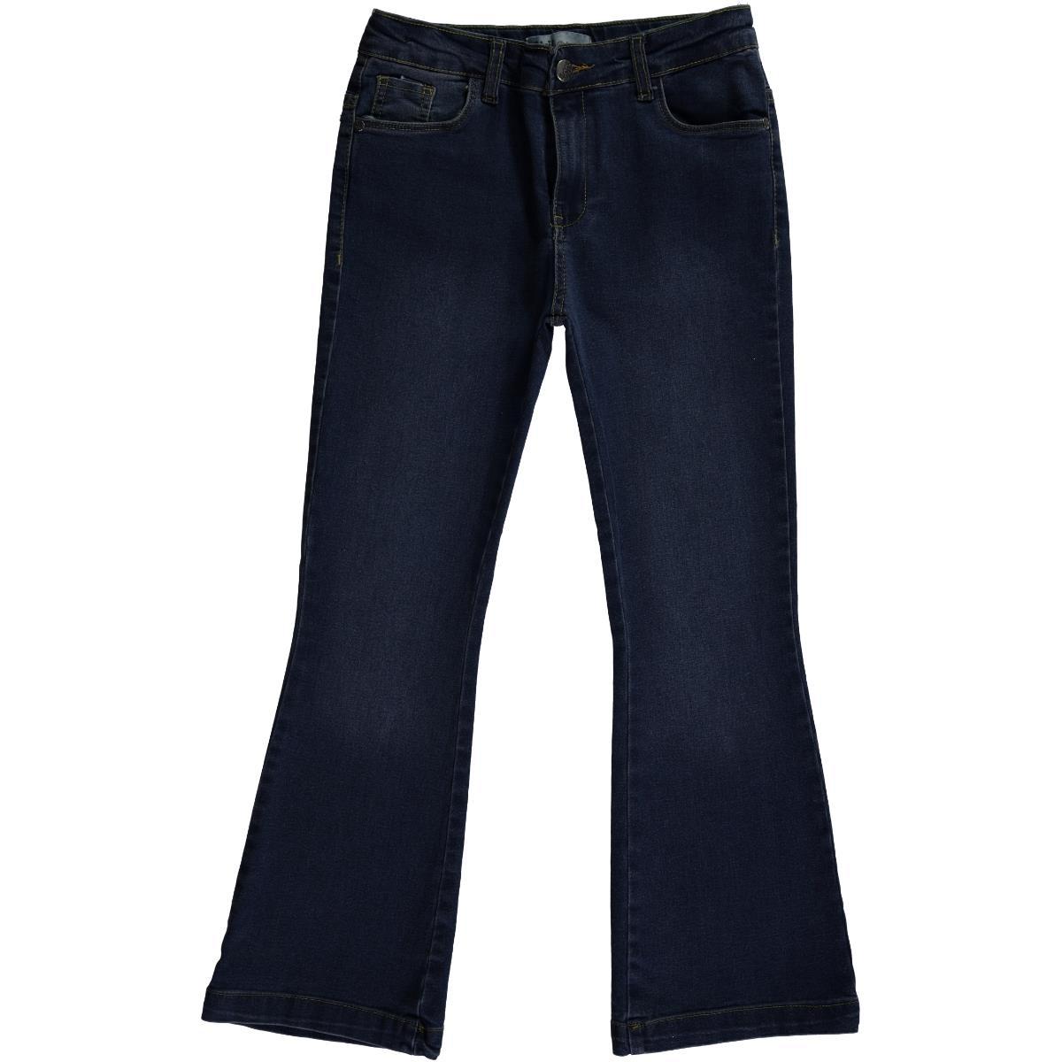 091ddc510889a Civil Girls Kız Çocuk Kot Pantolon 10-13 Yaş Mavi