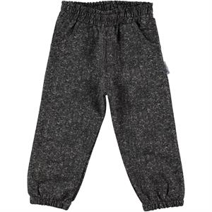 Gülücük 2-5 Years Children's Sweatpants Brown