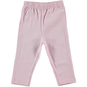 Kujju Baby Girl Powder Pink Tights 6-18 Months