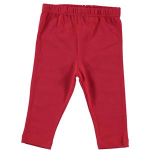Kujju 6-18 Months Baby Girl Red Tights