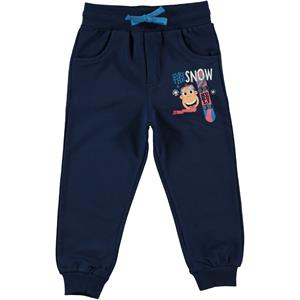 Kukuli Navy Blue Sweatpants Boy Age 1-5
