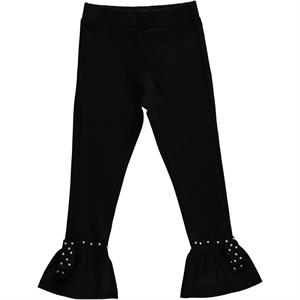 Civil Girls Black Tights Girl Age 6-9