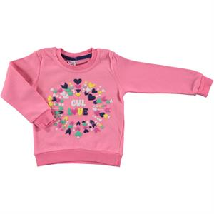 Civil Girls Age 2-5 Kids Girl Sweatshirt Powder Pink