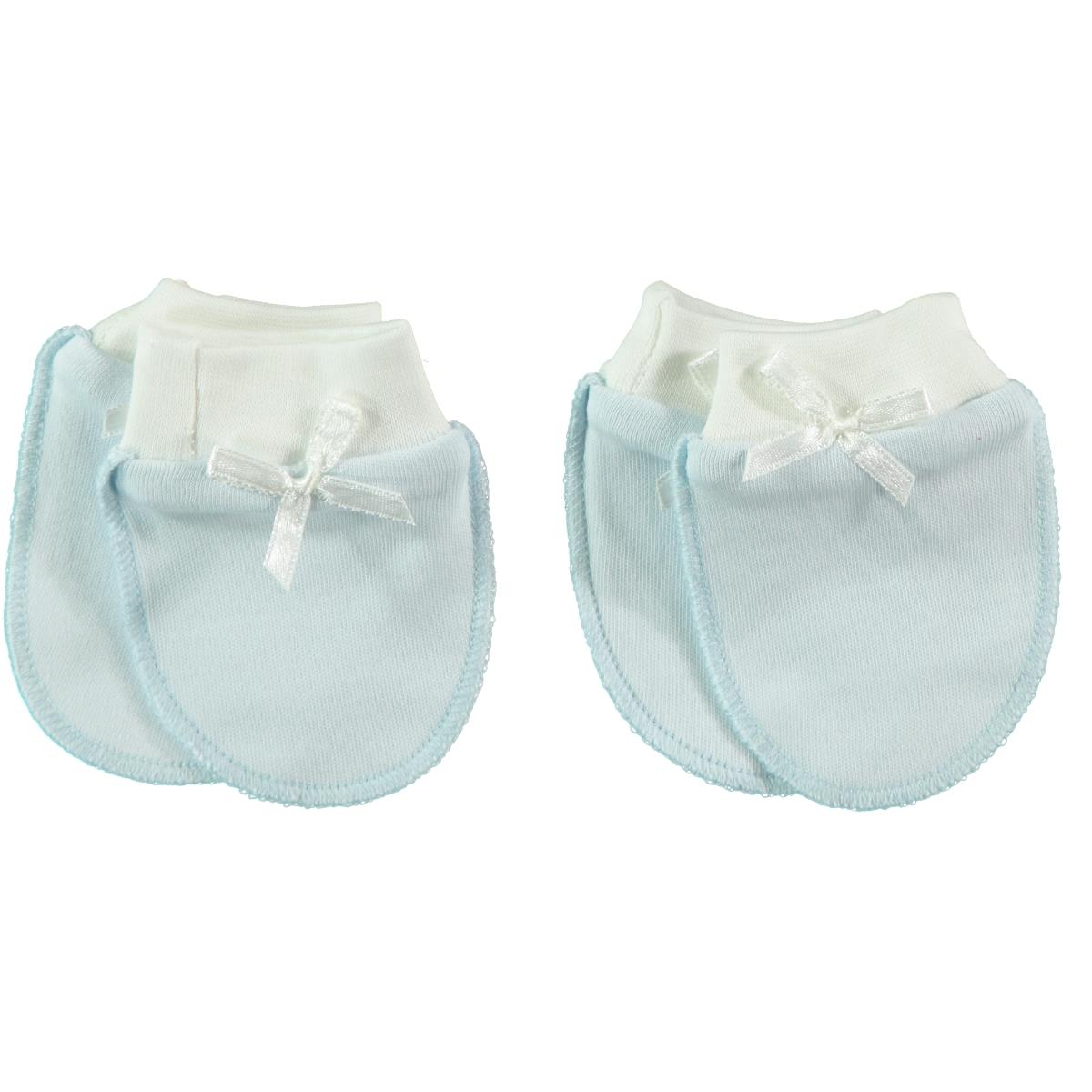 T.F.Taffy Baby Taffy 2-0-24 Months-Blue Gloves
