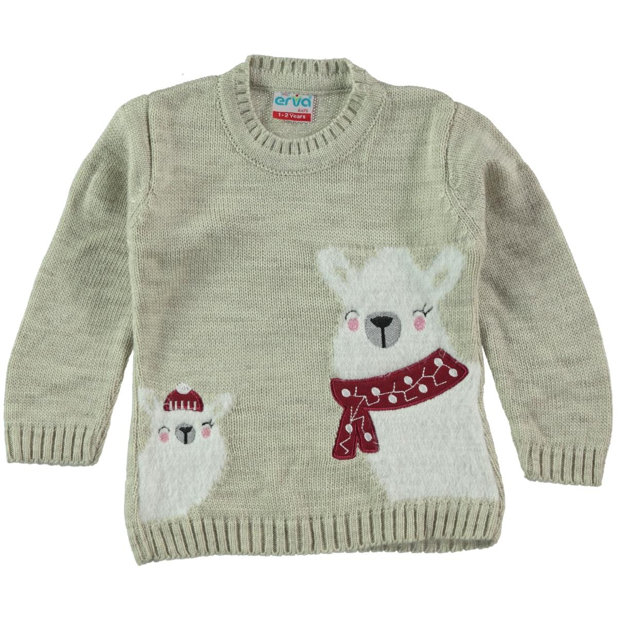 Erva Children Knitwear Girl