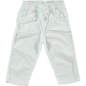 Civil Baby White Baby Pants 6-18 Months