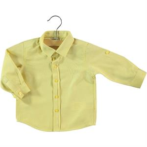 Civil Baby 6-18 Months Baby Boy Yellow Shirt