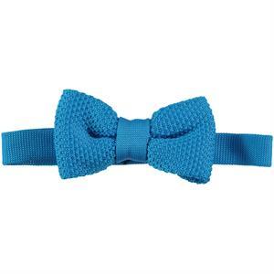 Civil Children's Knitwear Blue Bow Tie