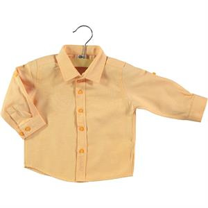 Civil Baby 6-18 Months Baby Boy Orange Shirt