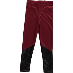 Missiva Girl Burgundy Tights Age 6-9