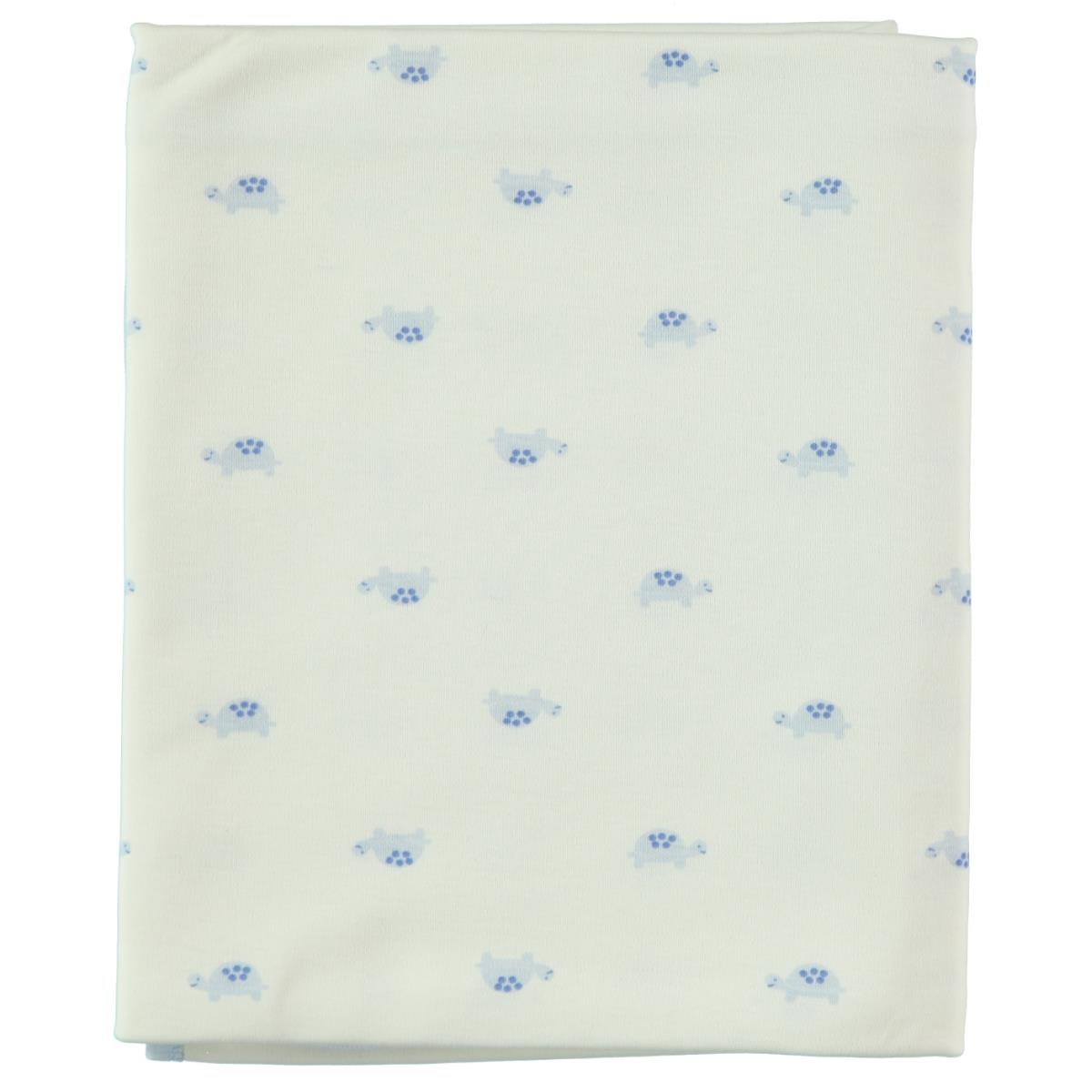 Civil Baby baby double layer Blanket Blue 80x90 Cm