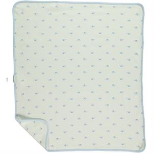 Civil Baby baby double layer Blanket Blue 80x90 Cm (2)