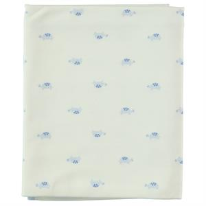 Civil Baby baby double layer Blanket Blue 80x90 Cm (1)