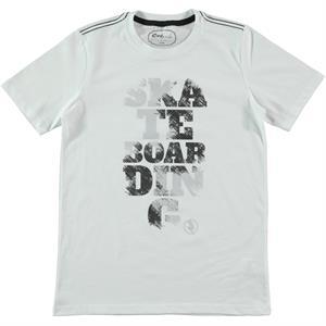 Cvl Boy T-Shirt Age 10-13 White