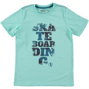 Cvl Boy T-Shirt Age 10-13 Mint Green