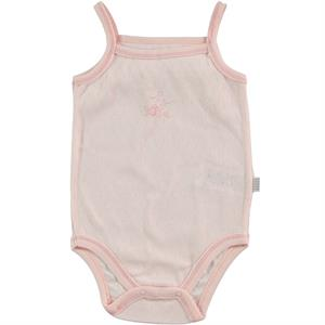 Baby Center Yal Baby Pink Bodysuit With Snaps 1-3