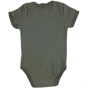 Victory Yesil 6 Months To 2 Years Baby Bodysuit With Snaps (2)