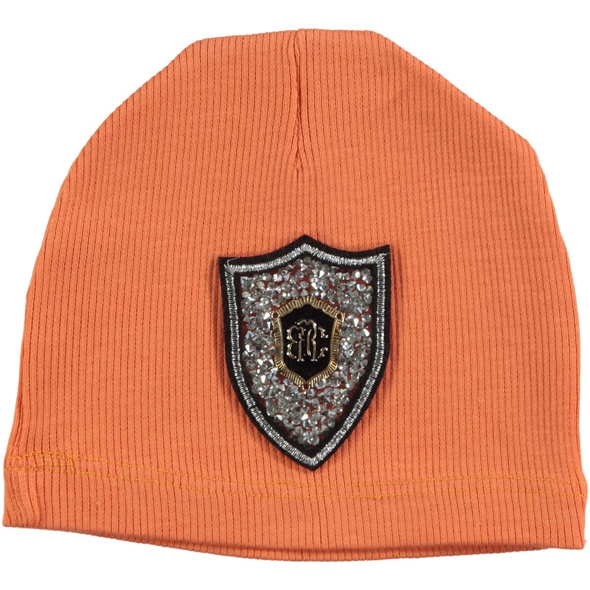 Albimama Call Baby Hat 0-3 Months Orange