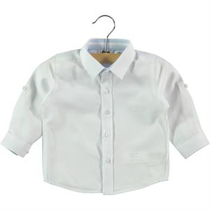 Civil Baby 6-18 Months Baby Shirt White